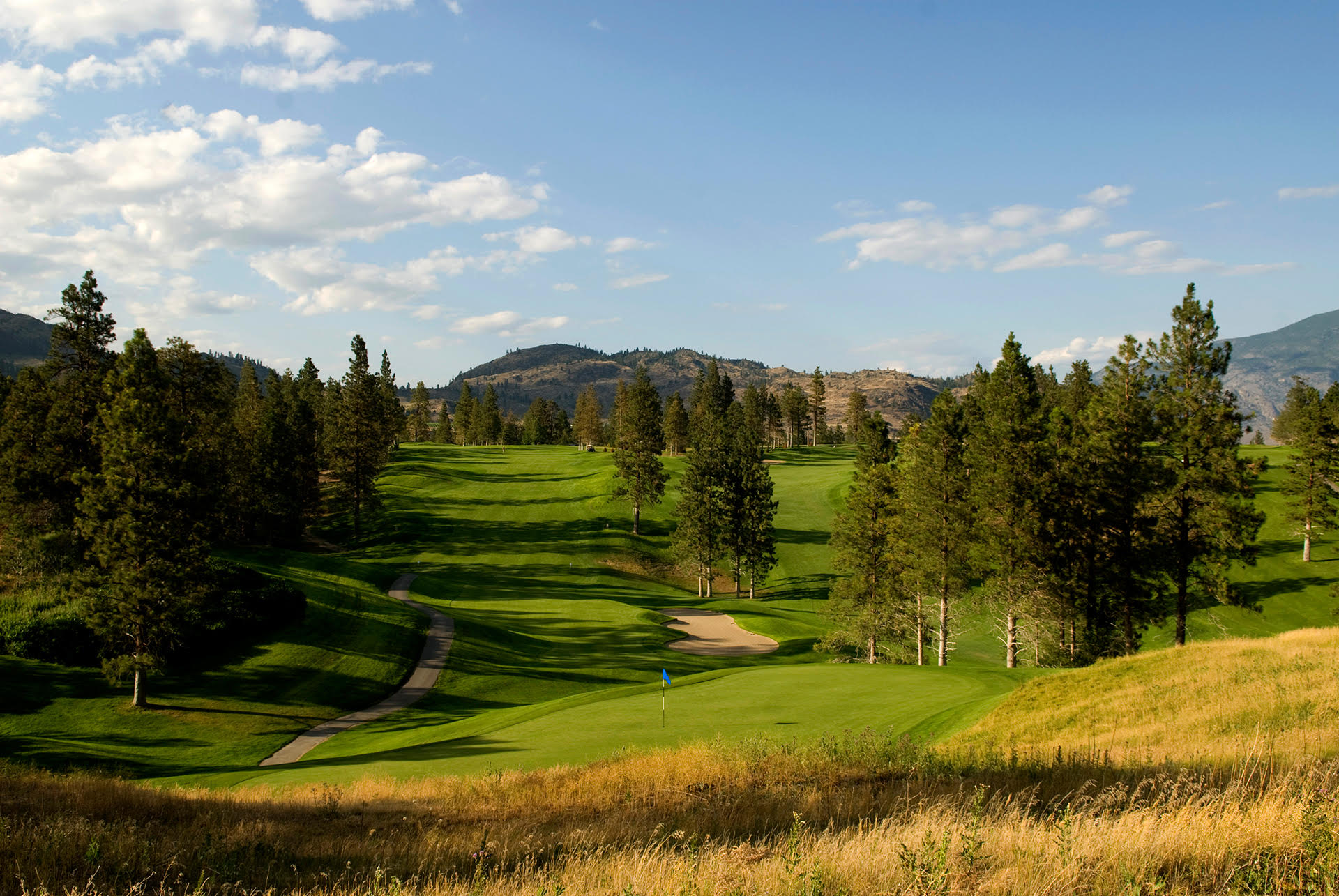 Fairview Mountain – Distinctly spectacular golf in the heart